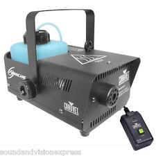Chauvet Hurricane 901 humo Nebulizador Niebla Máquina DJ Escenario + Control Remoto Rápido caliente!