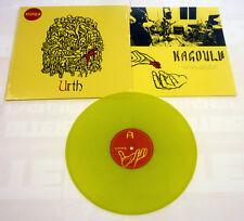 "Kagoule ""Urth"" Yellow Vinyl - NEW Ltd to 200!"