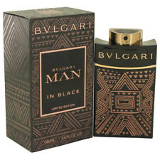 Bvlgari Man In Black Essence By Bvlgari 100ml Edps Mens Fragrance