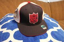 Houston Texans NFL Shield Logo Reebok Flat Bill Fitted Hat/Cap Size 7 3/4 NWT