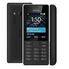 Nokia 150 SIM-Free Feature Mobile Phone Black