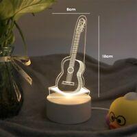 3D Led Night Lamps Light illusion Acrylic Lamp  Lampeez Table Desk Room Lamp New