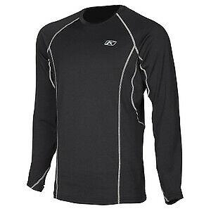 New Men's Klim Aggressor Shirt 2.0 ~ Black ~M~ # 3198-000-130-000