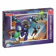 Jumbo Disney Miles from Tomorrow Jigsaw Puzzle - X-Large, 100-Piece