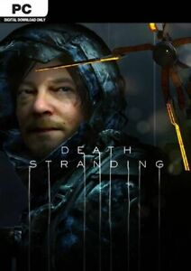 Death Stranding PC Game Offline S Team Fast Post UK Great Condition