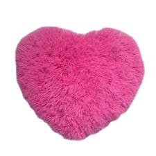heart-shaped thick bathroom carpet for living room Anti-Slip bath mat cushion