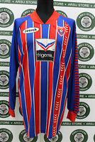 Maglia calcio UERDINGEN 05 TG XXL 1996/97 shirt trikot camiseta maillot jersey