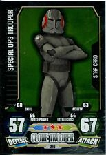 Star Wars Force Attax Series 3 Card #216 Special Ops Trooper