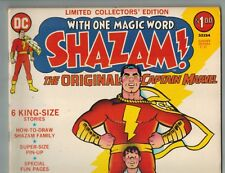 SHAZAM! Limited Collectors' Edition C-21   1973 Treasury Captain Marvel in F/VF