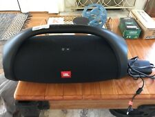 JBL Boombox Wireless Speaker - Black