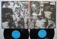 LP Hans Werner Henze – Voices - VG++ Eterna-  Roswitha Trexler - Joachim Vogt