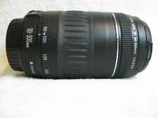 Canon  EF 90-300 mm  Zoom  Lens   Canon  EF Mount,