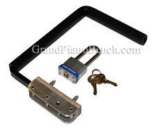 Piano Lock - Jaras Piano Fallboard Clamp with Lock