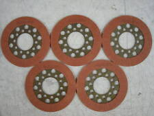 ALTO CLUTCH FRICTION PLATE SET FOR HARLEY DAVIDSON BIG TWIN 1968 - EARLY 1984