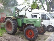 Fendt 106 SA Allrad Schlepper