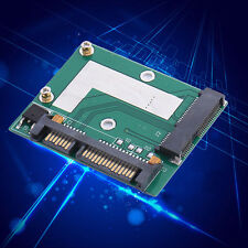 """mSATA SSD To 2.5"""" SATA 6.0 Gps Adapter Converter Card IDE HDD For Laptop"""