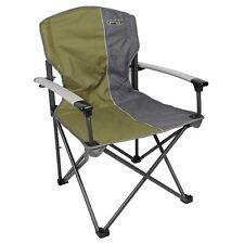 Quest Elite Deluxe Range Suffolk chaise pliante vert