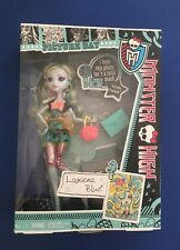 Lagoona Blue Monster High doll PICTURE DAY Mattel *NEW*