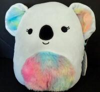 "Kellytoy Squishmallow 8"" Maura Koala Fuzzy  Belly Super Soft Plush Toy New"
