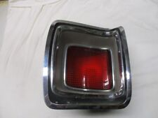 1969 69 Plymouth Sport Satellite GTX tail light assembly LH DS 2930265 2930271