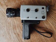 Braun Nizo 156 macro súper 8 cámara de cine (pero se vende como repuestos o en funcionamiento Reparación)