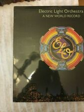 A New World Record LP (Electric Light Orchestra - 1976) UAG 30017