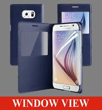 résistant aux chocs De luxe Carbone Vue coque pour Samsung Galaxy S8 & S8 Plus