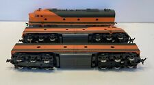 HO A-B-A set Rivarossi Great Northern E-8  Diesel Locomotives