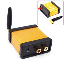 Car Hi-Fi Bluetooth 4.2 Audio Receiver Stereo Adapter APTX 3.5mm/RCA Output Hot