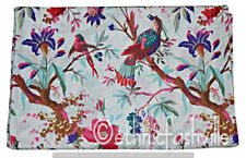 New Indian Cotton Fabric Craft Material Running Loose Sewing 1 Yard Screen Print