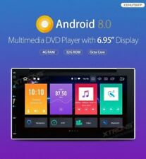 AUTORADIO GPS 2DIN ANDROID 8 WI-FI 4G DAB OBD 8CORE USB SD DVD 4GB RAM XTRONS