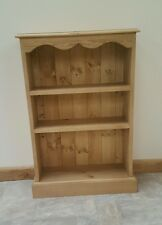 Woodstock  3x2 ft bookcase traditional pine. New.