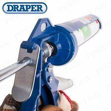 HEAVY DUTY CAULKING GUN Quality Silicone/Sealant Adhesive Mastic Applicator