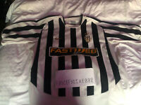 2003-2004 Nike Juventus FC Home Shirt / Jersey / Camiseta XL Serie A UEFA UCL