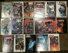 Kiss Psycho Circus (1997) #s 1-10, 12-15, 17-19 Fine/Very Fine - Lot of 17