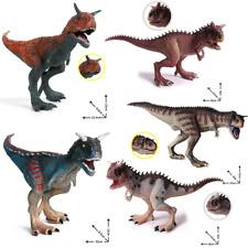 Carnotaurus - Spinosaurus - T-Rex - Action Figure - PVC -  Dinosauri - Jurassic