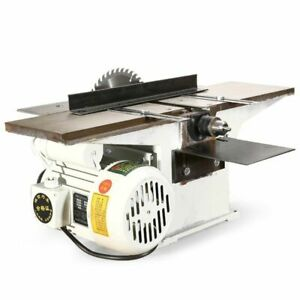 Multi-function woodworking saws planer table saws planing machine plani
