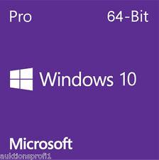 Microsoft Windows 10 Pro 64-bit deutsch