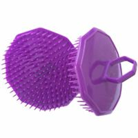 Scalpmaster Shampoo Brush, Purple 1 Count J3R2