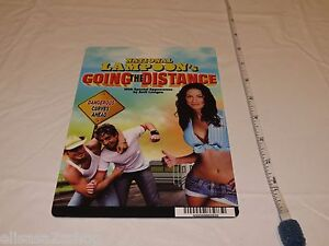 Going the Distance National Lampoon's RARE movie mini POSTER collector card