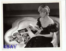 Lana Turner candid on set VINTAGE Photo Honky Tonk promo
