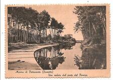 Marina di PIETRASANTA  (  Fiumetto  )  -  Una veduta dal Ponte del Principe