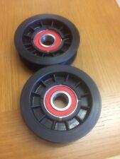 Countax/westwood Jockey Wheel Belt Pulleys X Two
