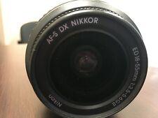Nikon Nikkor AF-S 18-55mm 1:3.5-5.6G -- Refurbished