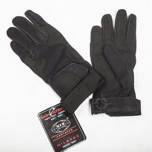 """MFH Taktische Handschuhe """"Stripes"""", Fingerhandschuhe schwarz"""