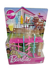 Barbie Foosball Table Mini Playset and Puppy Dog Game Room & Accessories New