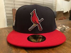 Hat Club St. Louis Cardinals 1940 All Star Game New Era fitted hat 7 3/4 GreenUV