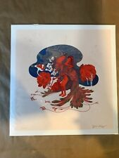James Jean Max Pipe Art Print Hand Signed and Numbered