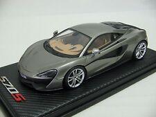 1/18 scale Tecnomodel McLaren 570S Coupè New York Auto Show 2015 - T18-EX02B