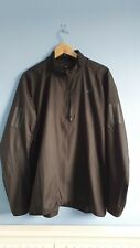 Adidas own the run jacket Mens Black Size L